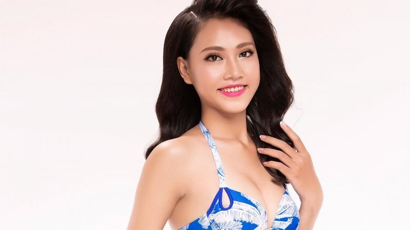 Hoa hậu biển Thùy Trang