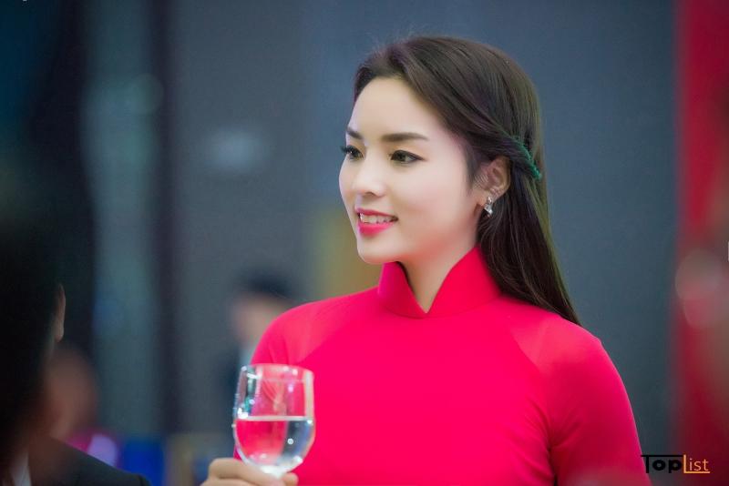 Hoa hậu Nguyễn Cao Kỳ Duyên