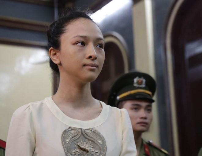 Hoa hậu Phương Nga