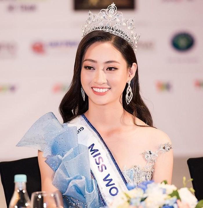 Hoa hậu Thế giới Việt Nam 2019 - Lương Thùy Linh