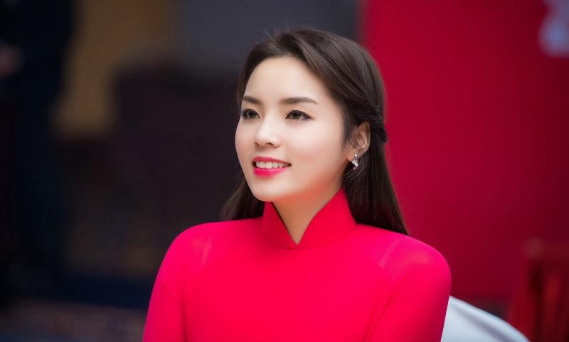 Hoa hậu Việt Nam 2014 – Nguyễn Cao Kỳ Duyên
