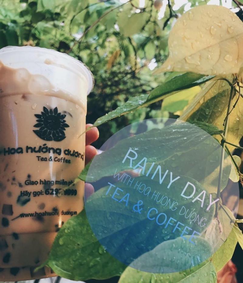 Hoa Hướng Dương - Tea & Coffee
