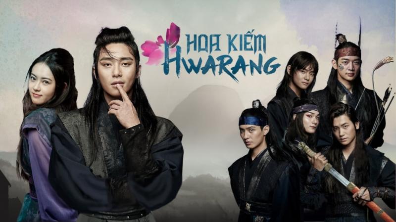 Hoa kiếm Hwarang