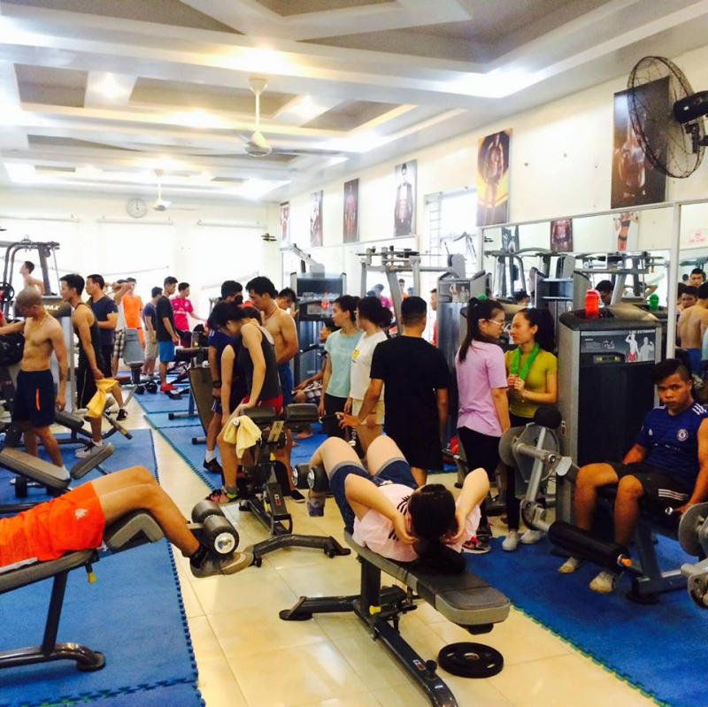 Hoà Liên Fitness Club