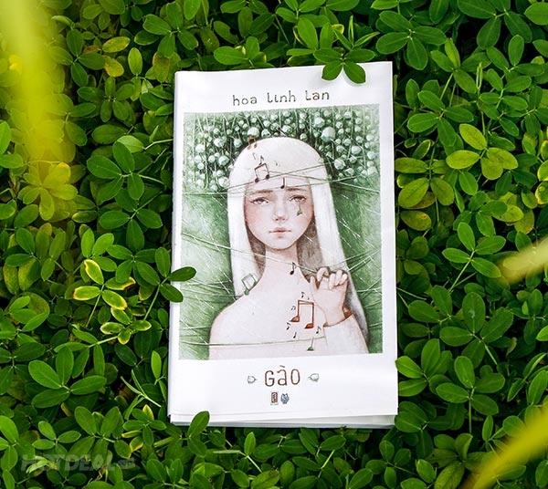 Bìa sách Hoa Linh Lan