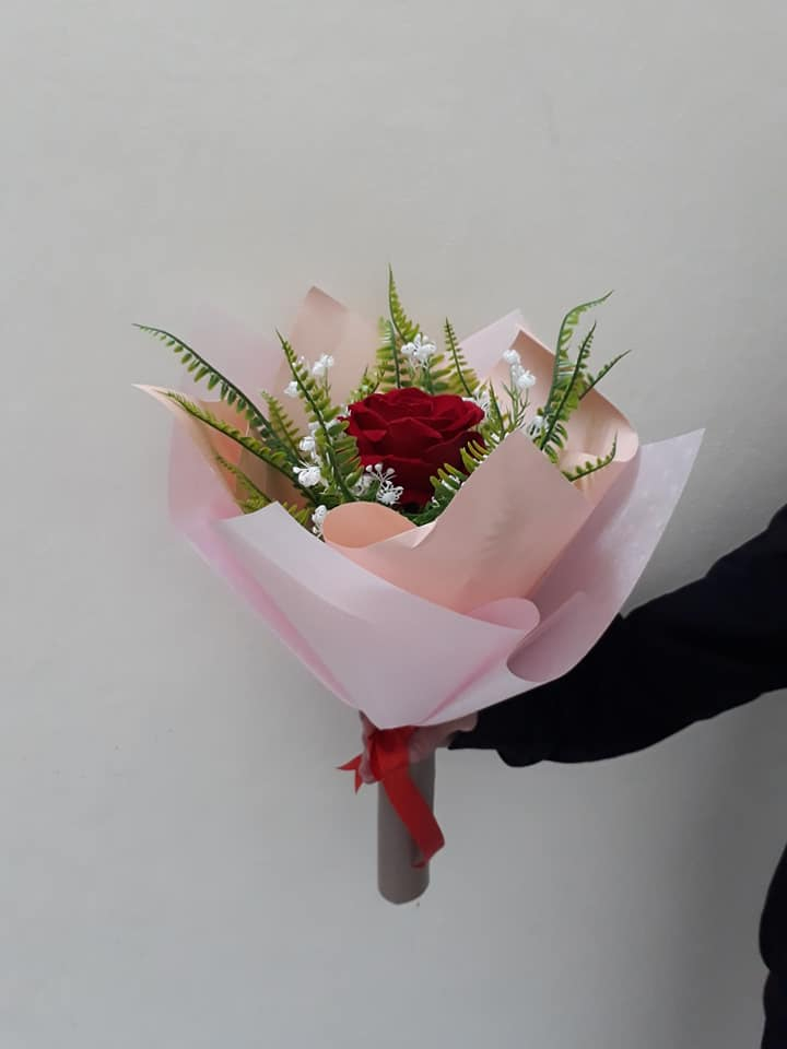Hoa lụa Minh Hằng