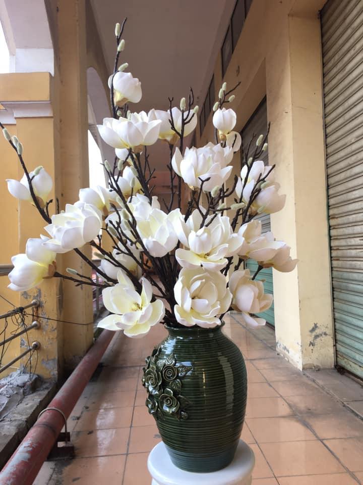 Hoa Lụa Thủy Việt Bắc Giang