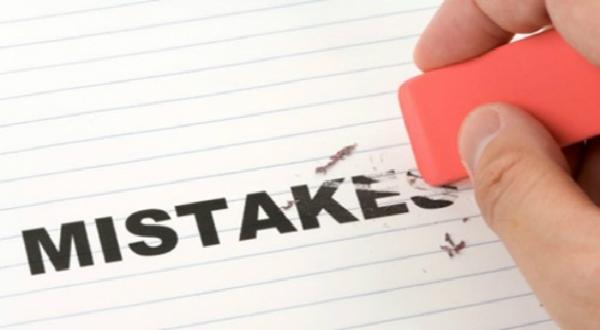 Chấp nhận sai lầm của minh