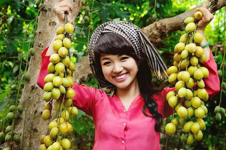 Vườn trái cây Lái Thiêu