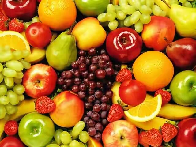 Hoa quả, trái cây