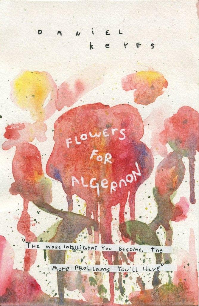 Hoa trên mộ Algernon – Daniel Keyes