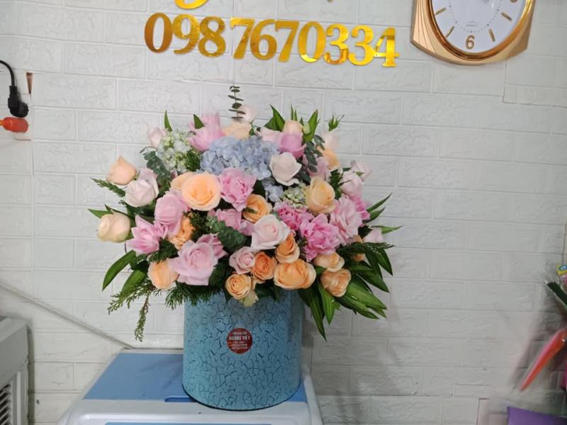 Top 3 shop hoa tươi đẹp nhất quận 11, TP. HCM