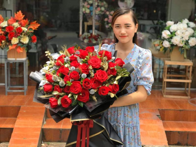 Hoa tươi huyện Tủa Chùa - Điện Biên