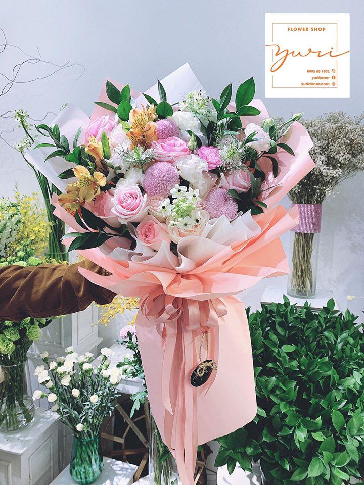 Hoa tươi Yuri Flower