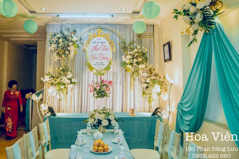 Hoa Viên Wedding Store