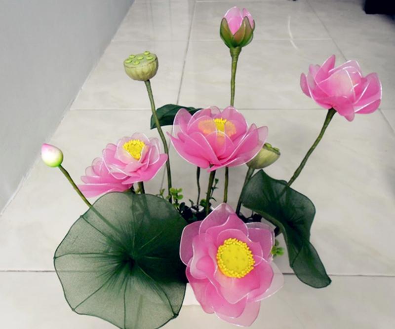 Top 5 địa chỉ bán hoa giả đẹp nhất tại Hải Phòng