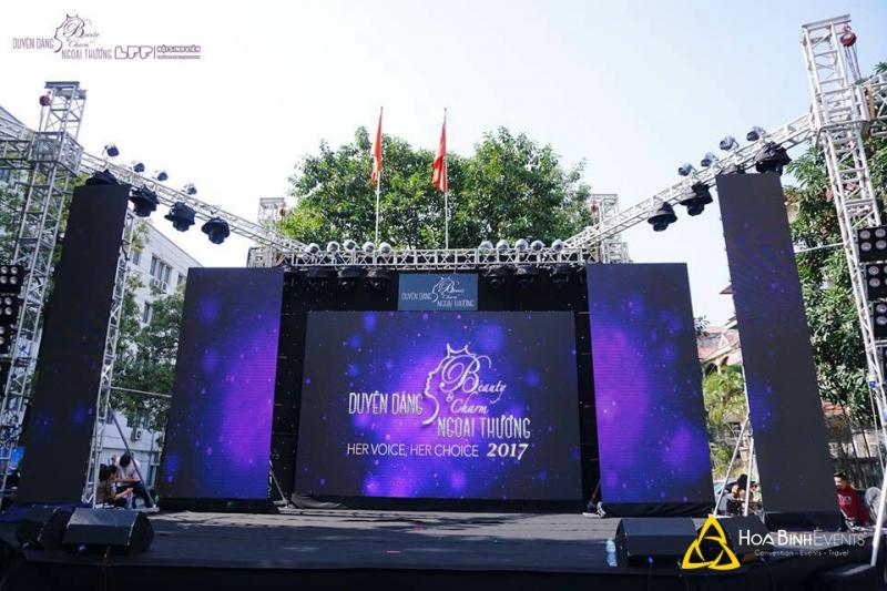 Công ty tổ chức sự kiện Hoabinh Events