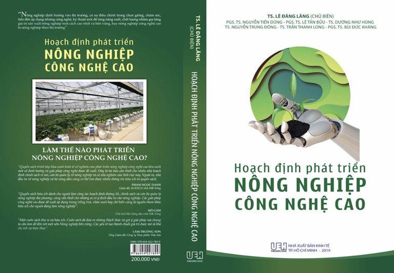 Hoạch định phát triển nông nghiệp công nghệ cao - Nhiều tác giả