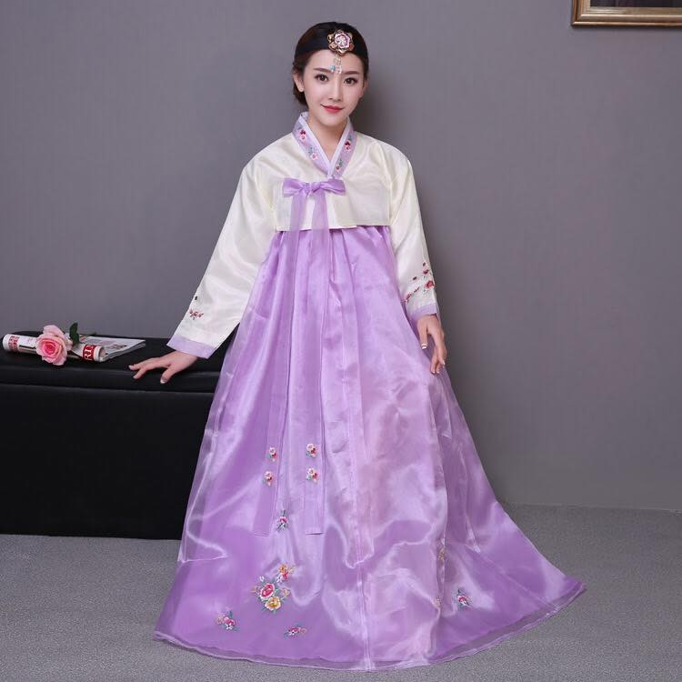 Trang phục Hanbok Hàn Quốc tại Hoài Giang Shop