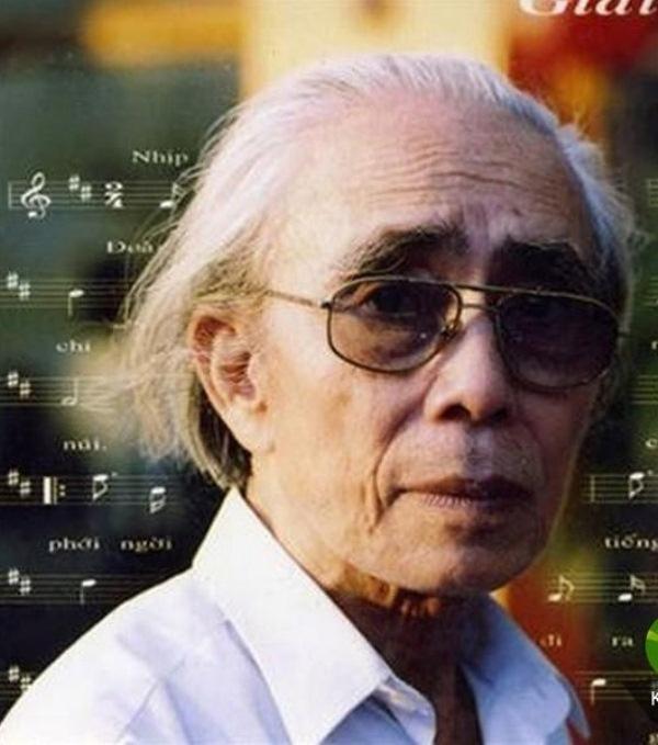 Cố nhạc sĩ Phan Huỳnh Điểu