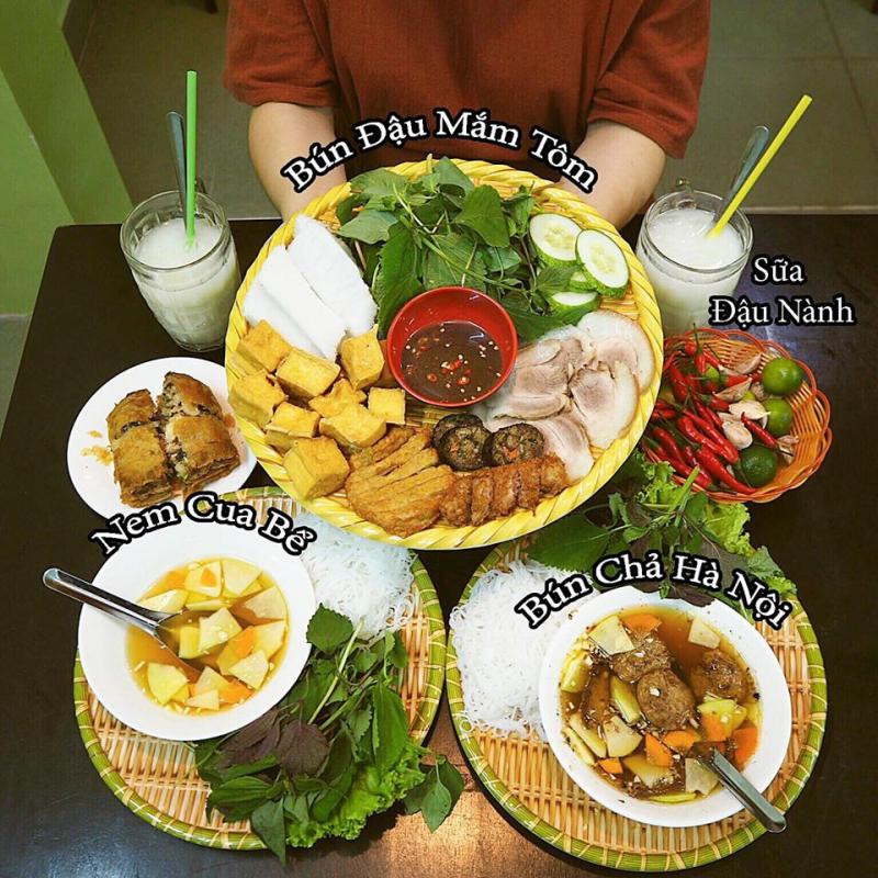 Top 5 Quán bún đậu mắm tôm ngon ở quận Phú Nhuận, TP. HCM