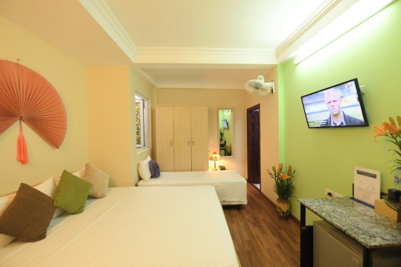 Hoan Kiem Lakeview Hotel