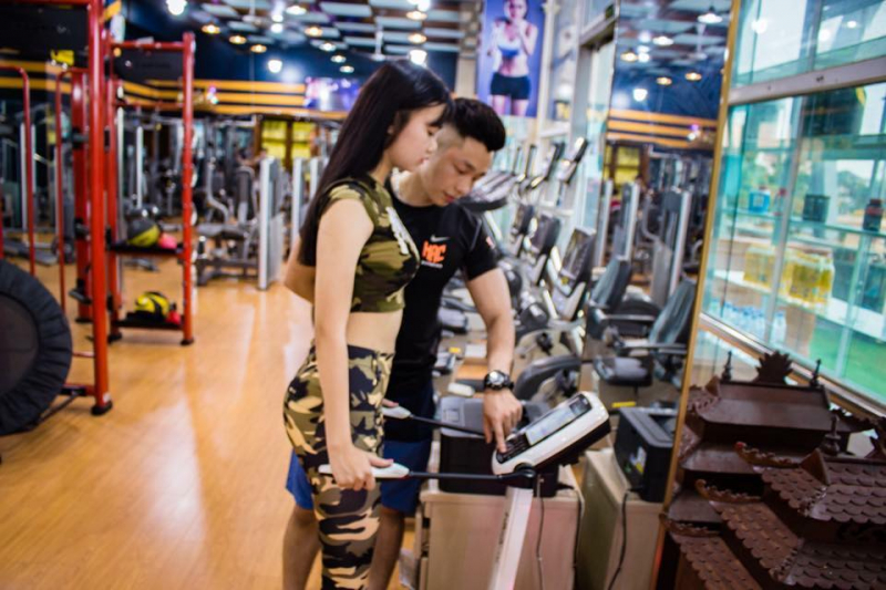 Hoàng Anh Fitness Center