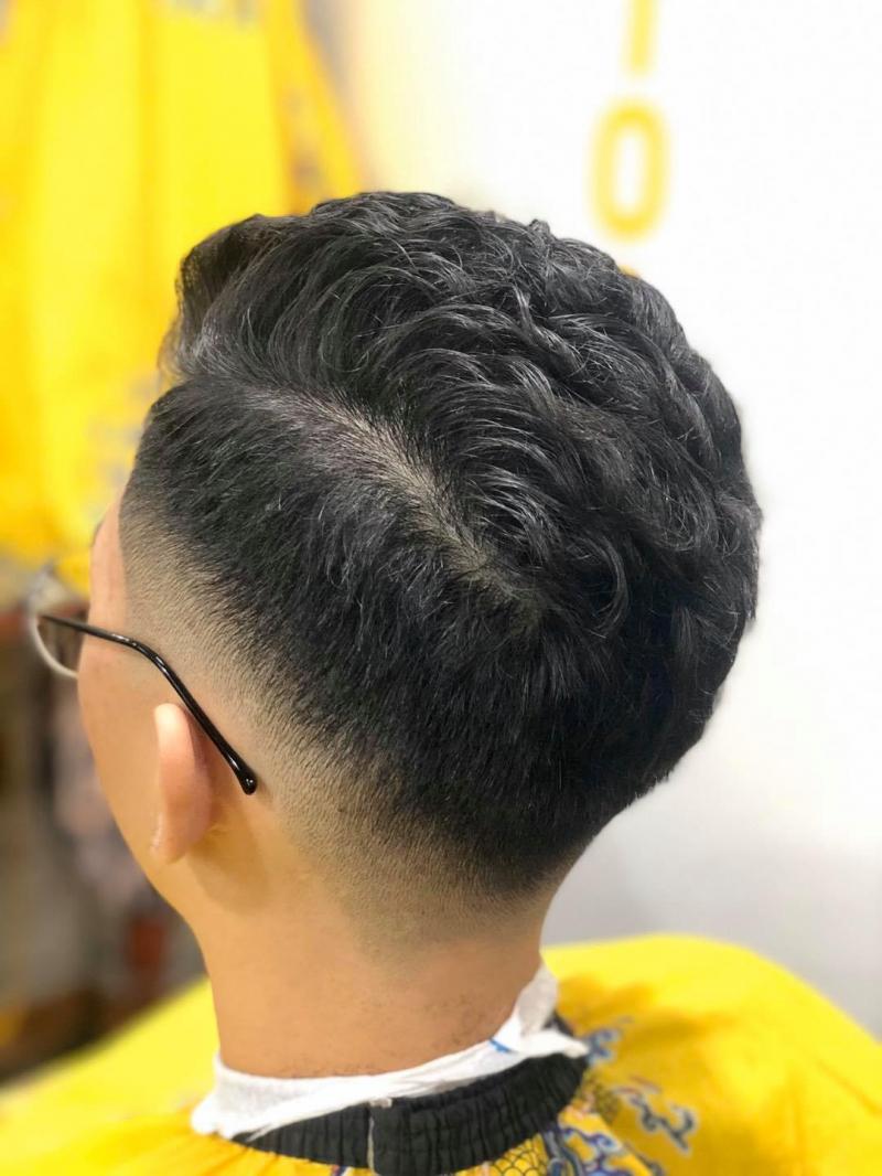 Hoàng Bờm Barber - Tatto