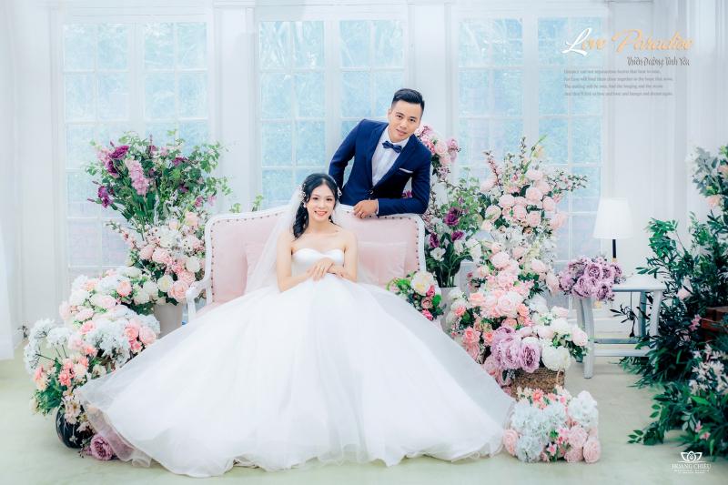 Ảnh cưới chụp tại Hoàng Chiều Wedding