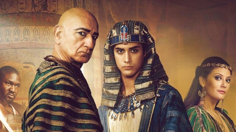 Cuộc đời của vị hoàng đế Ai Cập - Tut được khắc họa một cách chân thực