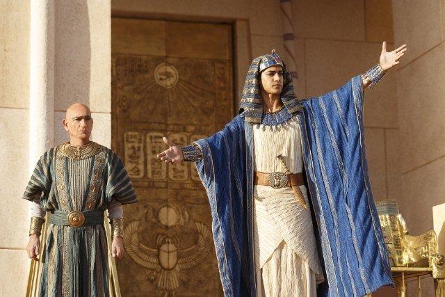 Tutankhamun là một pharaon Ai Cập thuộc Vương triều thứ 18