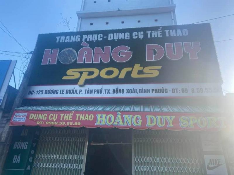 Hoàng Duy Sport