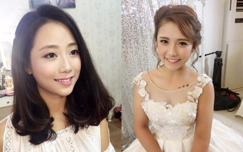 Make up kỉ yếu và cô dâu style nhẹ nhàng trong trẻo