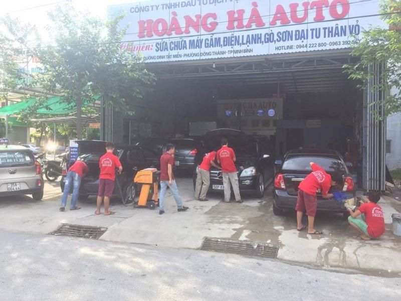 Hoàng Hà Auto