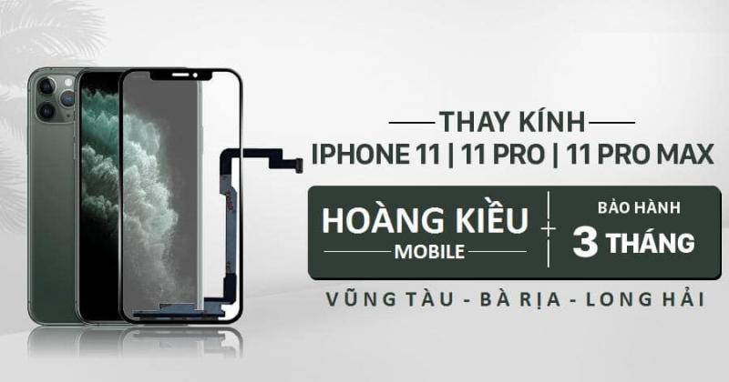 Hoàng Kiều mobile