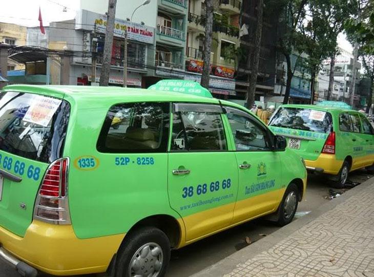 Hoàng Long Taxi