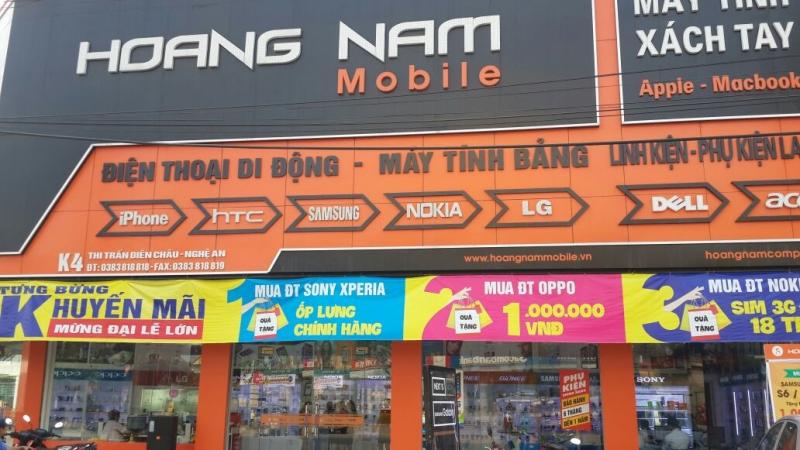 Hoàng Nam Mobile