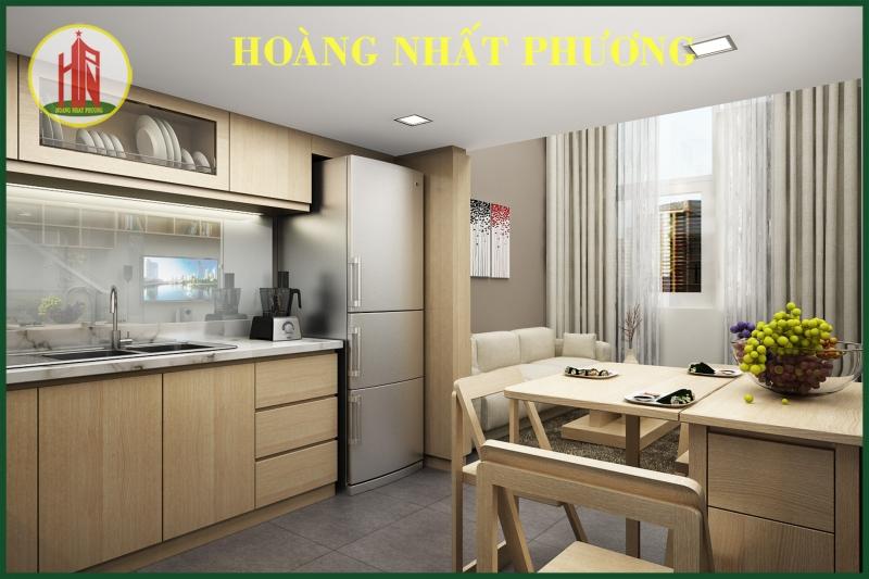 Nội thất căn hộ ở Hoàng Nhất Phương (Nguồn: Sưu tầm)