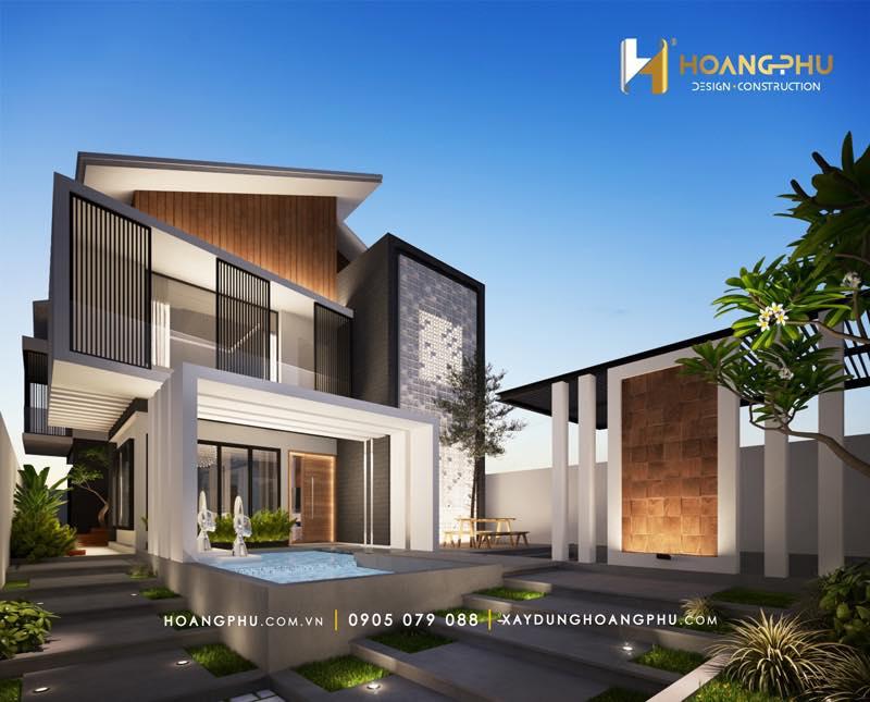 HOÀNG PHÚ - Kiến Trúc Xây Dựng