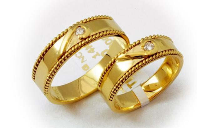 Nhẫn cưới Hải Phòng của Hoàng Phương