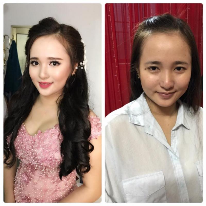 Hoàng Quyên Make Up
