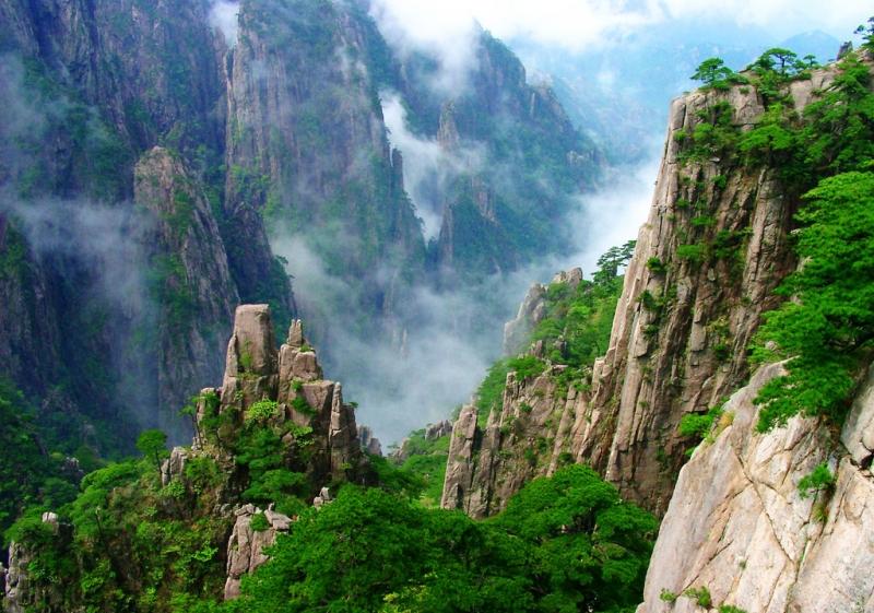 Hoàng Sơn, Trung Quốc