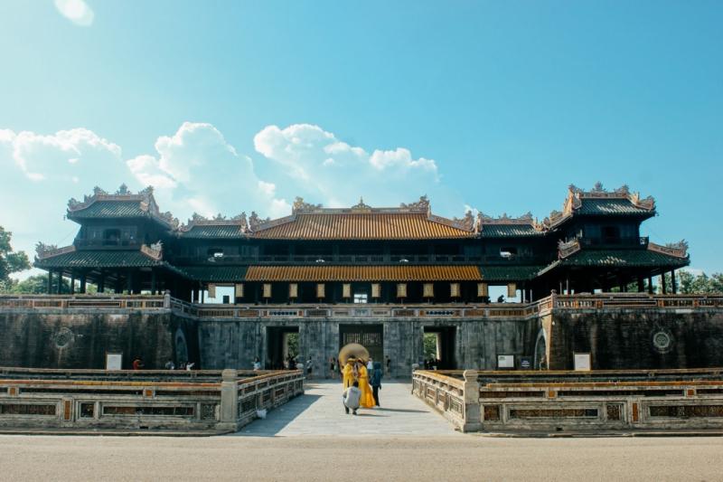 Ngọ Môn - Hoàng thành Huế