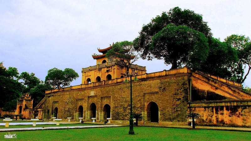 Hoàng Thành di tích lịch sử còn xót lại