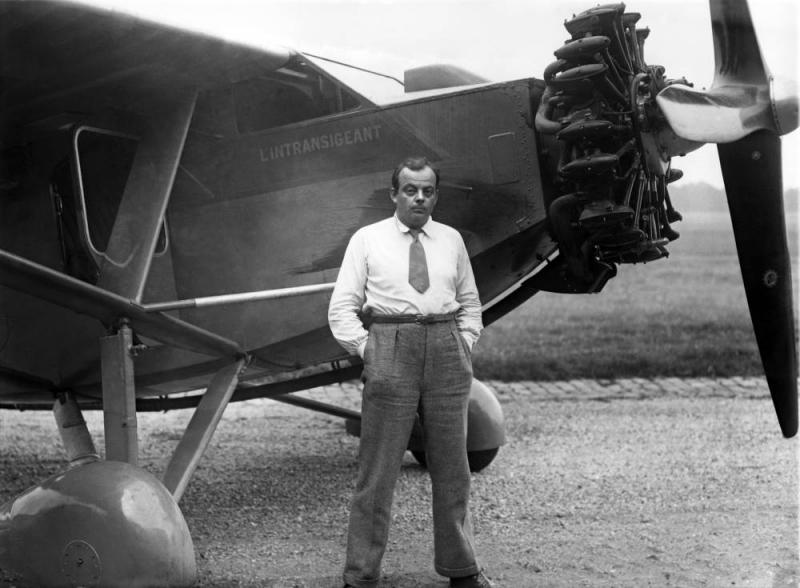 Antoine de Saint-Exupéry (1900-1944)