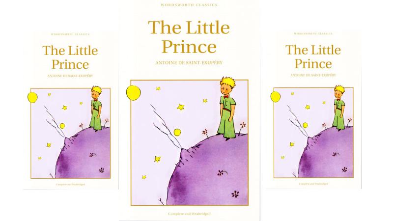 Hoàng tử bé (Le Petit Prince) – Antoine de Saint-Exupéry