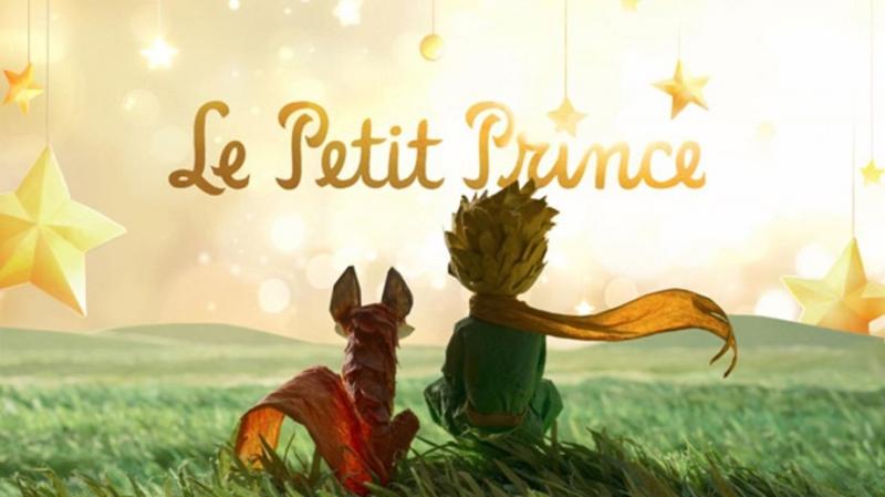 Hoàng tử bé- The Little Prince ( Tác giả Antoine de Saint-Exupéry)