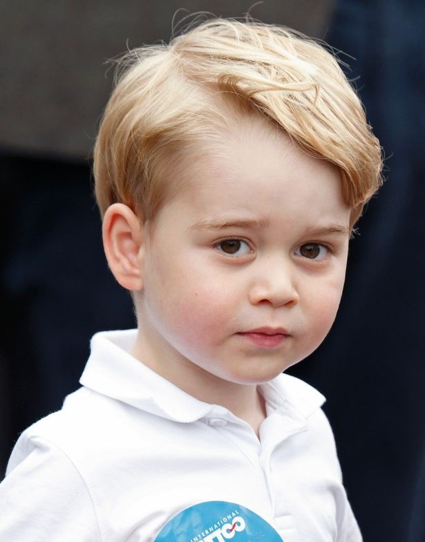 Hoàng tử George