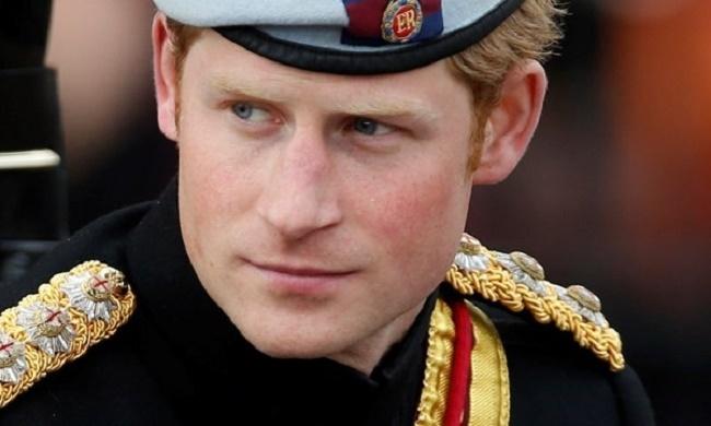 Hoàng tử Harry xứ Wales