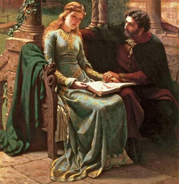 Hoàng tử Saleem và nô lệ Anarkali